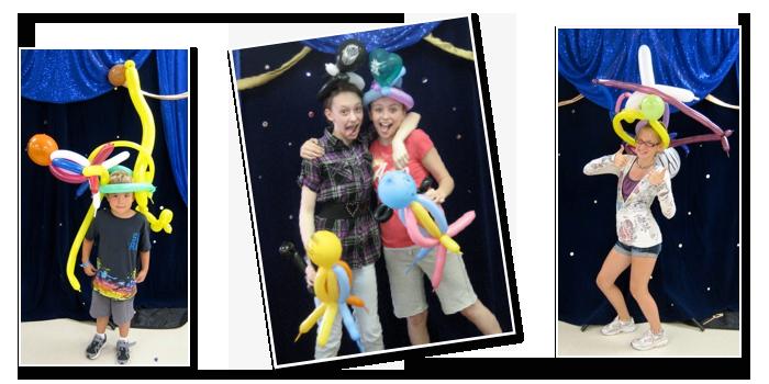 Chicago Balloon Animal Classes, Chicago Balloon Schools