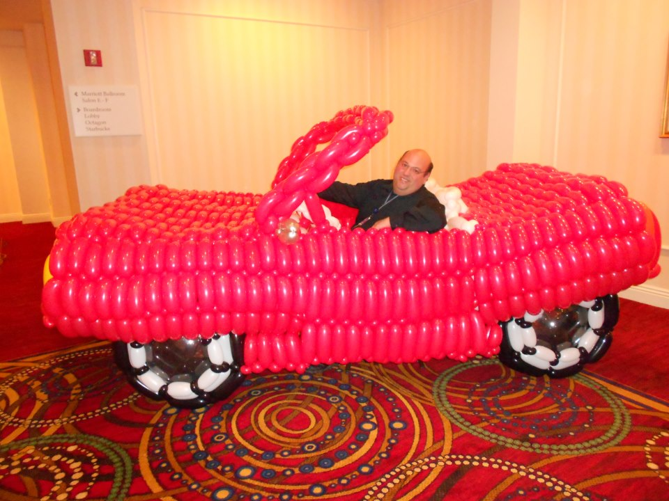 Best Balloon Car
