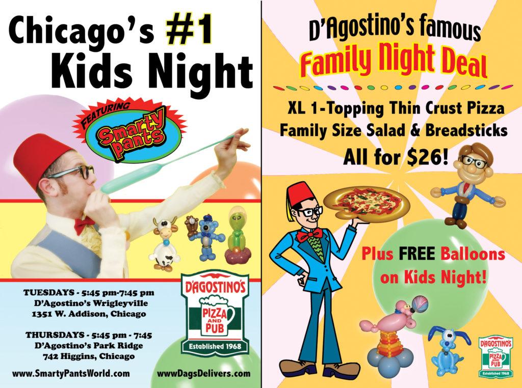 D'Agostino's Kids Night